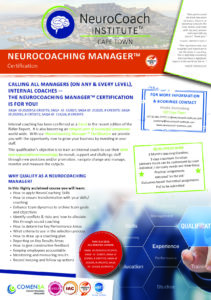 NeuroCoaching Manager