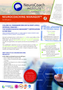 Limpopo NCI_ NeuroCoaching Manager brochure A5